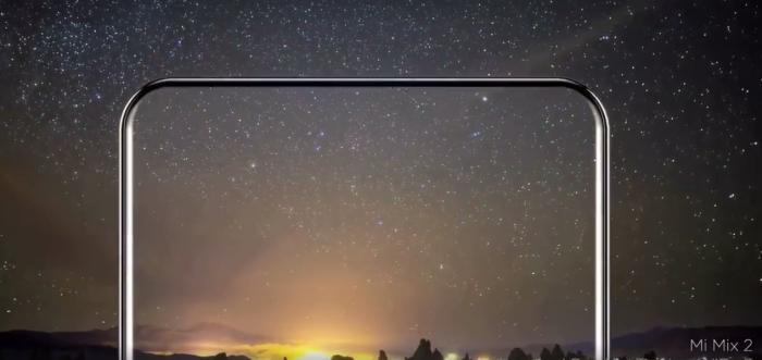 Создатель Xiaomi Mi Mix Филипп Старк показал дизайн новой модели Xiaomi Mi Mix 2 (видео)